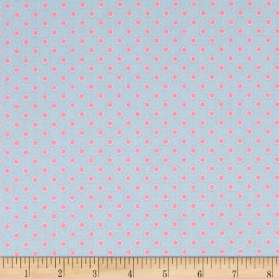 Penny Rose Perfect Party Dot Blue