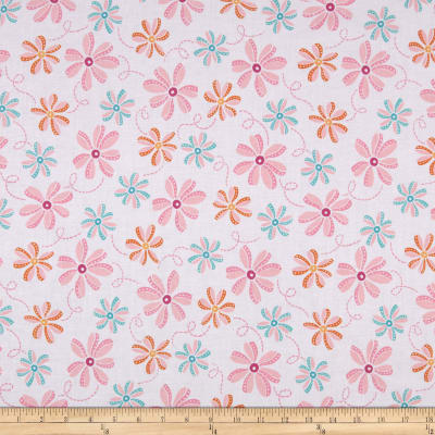 Penny Rose Perfect Party Floral White