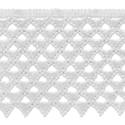 """Extended Magdalena Lace Trim 3"""" Natural"""