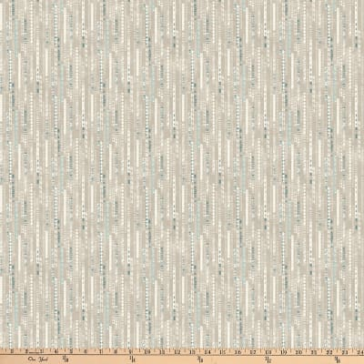 Northcott Urban Grunge Matrix Stripe Taupe