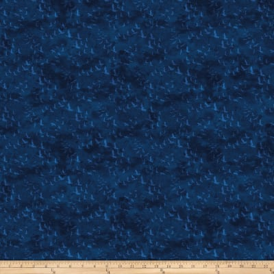 Northcott Atlantic Shore Tonal Gulls Navy