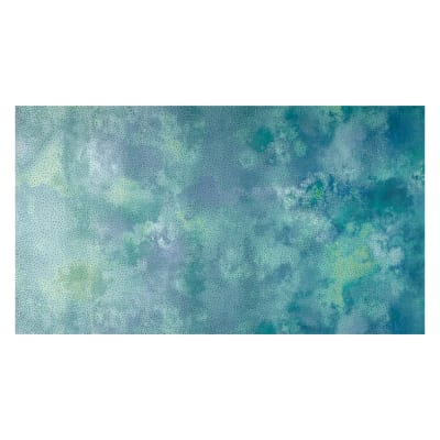 In The Beginning Fabrics Diaphanous Ombre Teal