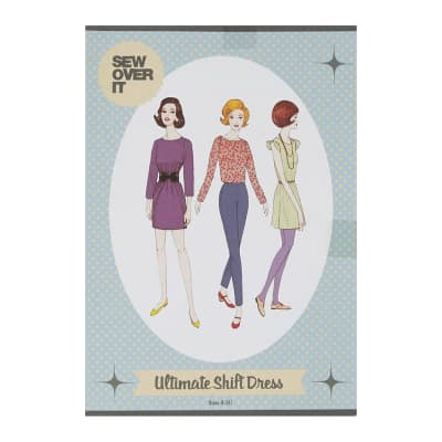 Sew Over It Ultimate Shift Dress Pattern