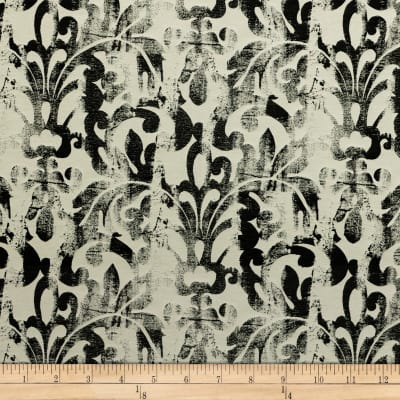 Splendid Home Kent Jacquard Black