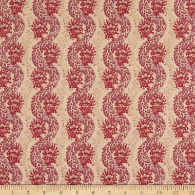 Penny Rose Charlotte Serpentine Red