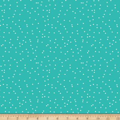 Riley Blake Rhapsody Dots Teal