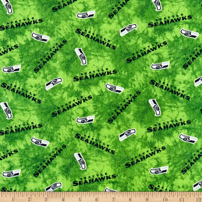 NFL Flannel Seattle Seahawks Green
