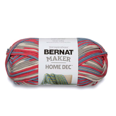 Bernat Maker Home Dec Yarn, Nautical Varg