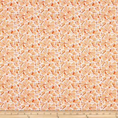 Contempo Fandangle Triangle Trinkets Peach