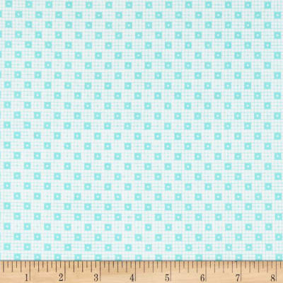 Simple Goodness Checker Dots Aqua