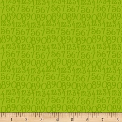 Do The Math Counting Numbers Green