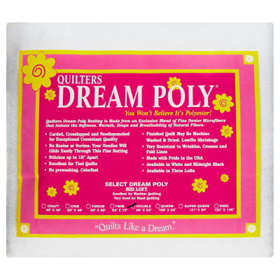 Quilters Dream Poly Select Twin