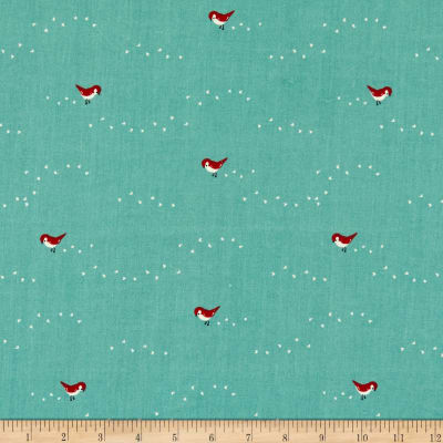 Birch Organic Whistle Tiny Steps Blue
