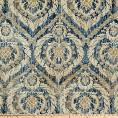 Waverly French Quarter Antique Blue