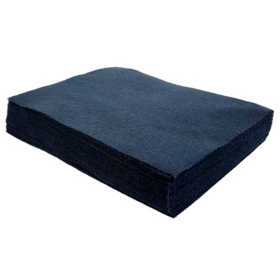 9 X 12 Navy Blue Felt Multipack 24 Pack