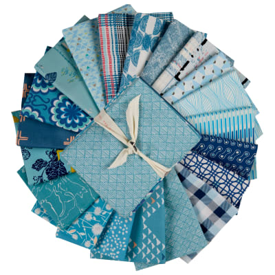 Art Gallery Exclusive Bundle 20 Half Yards Blue