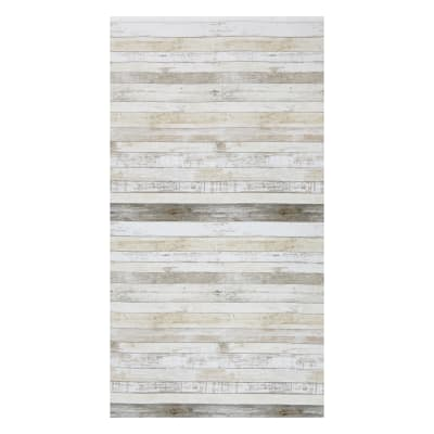 Timeless Treasures Cotton Blossom Weathered Wood Multi