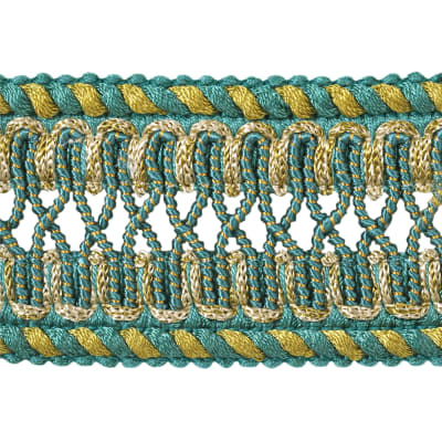 Kravet Couture Gypsy Turquoise T30601 35