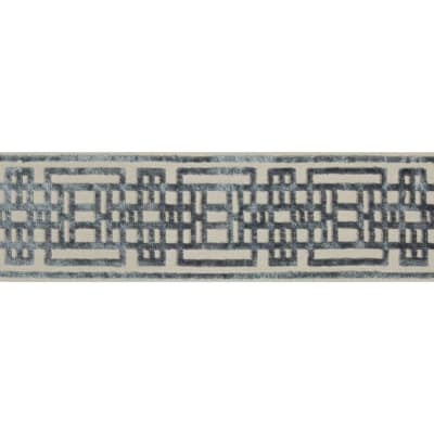Kravet Design Circuit Border Slate T30779 1105