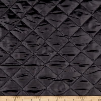3.5 Oz. Carhartt Quilted Jacket Lining Black
