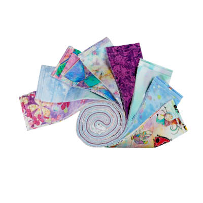 """Fabric Editions In The Meadow 2.5"""" Strips, 24 pcs."""