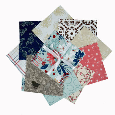 Fabric Editions Farmhouse 40Pc Small Charms