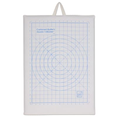 """June Tailor Cushioned Quilter's Square 'n Blocker (14"""" x 20"""")"""