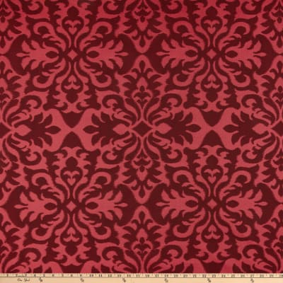 Duralee 71064 Jacquard 224 Berry