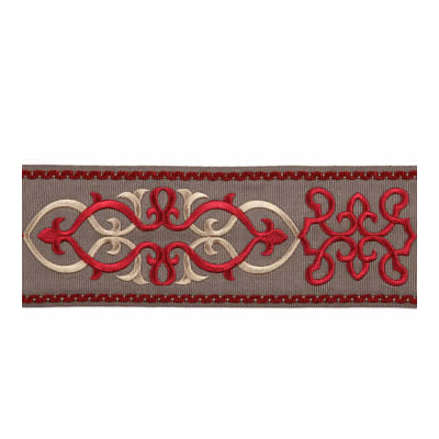 Europatex Trim Mainz Cranberry