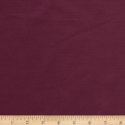 Europatex Royal Slub Satin Claret