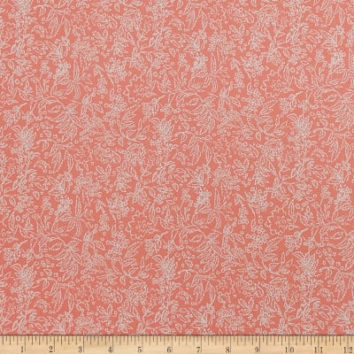 Camelot By The Sea Tropical Foliage Pink