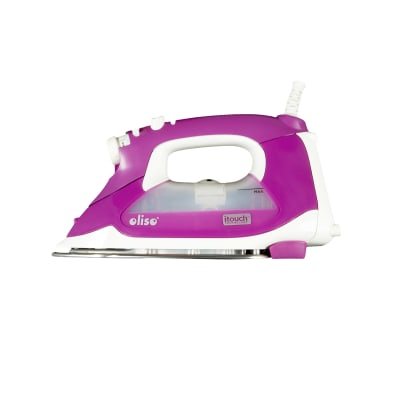 Oliso TG1100 Smart Iron with iTouch Technology 1800 Watts Orchid