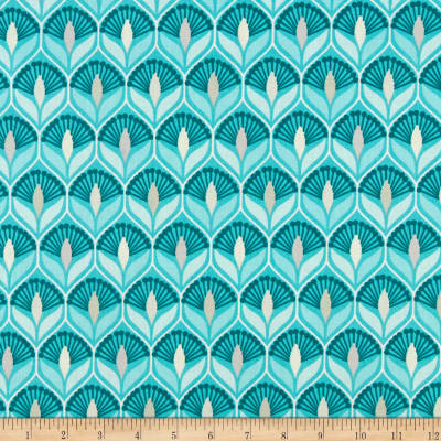 """STOF France 63"""" Wide Imperial Turquoise"""