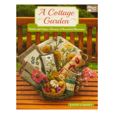 That Patchwork Place Book: A Cottage Garden Stitch And Enjoy A Bounty Of Beautiful Blossoms