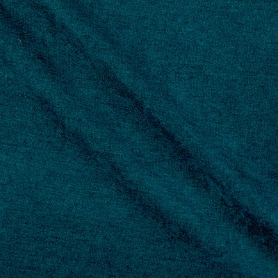 Backed Sensation Upholstery Solid Turquoise