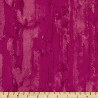 Exclusive Shannon Minky Luxe Cuddle Willow Claret