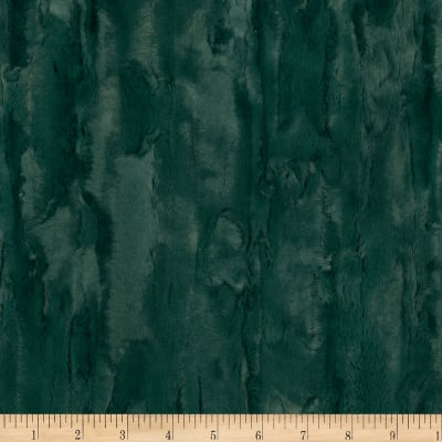 Exclusive Shannon Minky Luxe Cuddle Willow Spruce