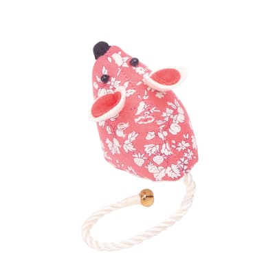 Liberty of London Mouse Pin Cushion Fruit Silhouette