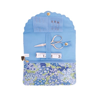 Liberty of London Sewing Roll Wisely Grove