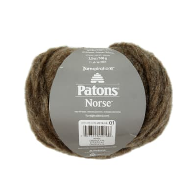Patons Norse Yarn Chocolate