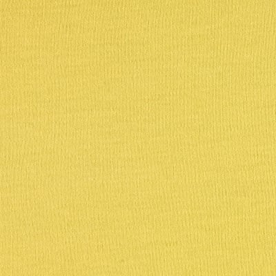 Telio Organic Cotton Interlock Knit Yellow
