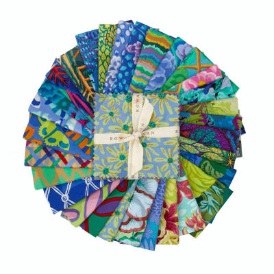 Kaffe Fassett Collective Sampler 1 5'' Charm Pack
