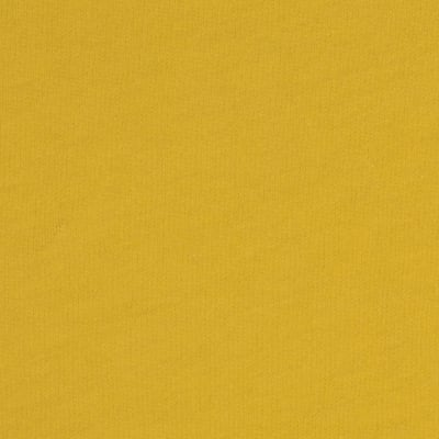 Telio Organic Cotton French Terry Knit Yellow