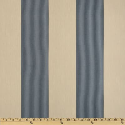 Magnolia Home Fashions Belle Isle Stripe Yacht Blue