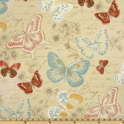 Covington Papillon Meadow Twill