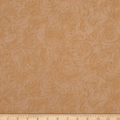 "Westrade 110"" Wide Quilt Backing Scrol"