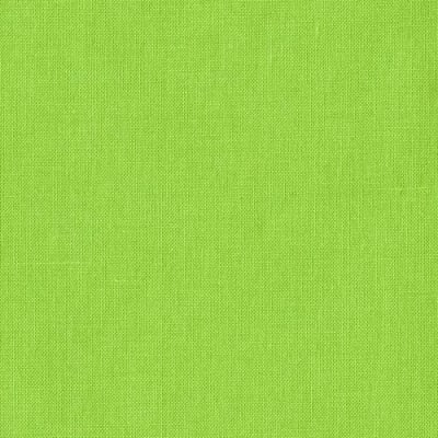 Cotton Blend Broadcloth Lime