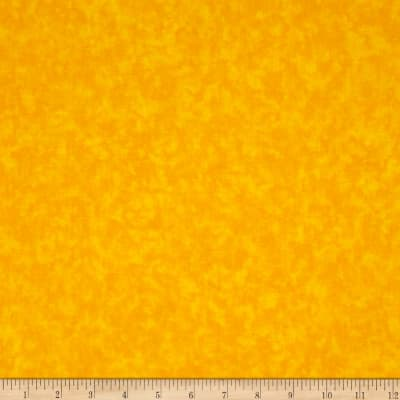"108"" Quilt Backing Tone on Tone Yellow"