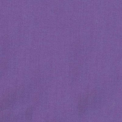 Cotton Blend Broadcloth Purple