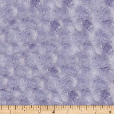 Shannon Minky Luxe Cuddle Rose Lavender